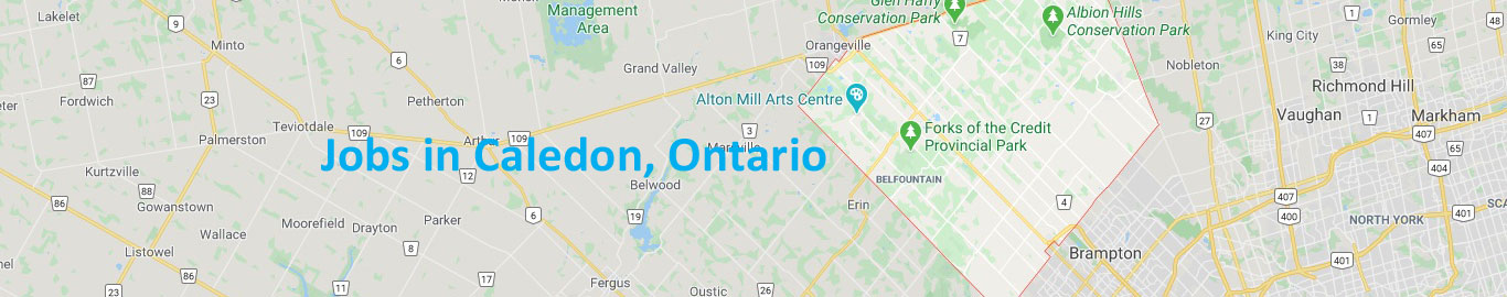 Jobs In Caledon, Ontario - Apply to full time or part time jobs in Caledon, Ontario. Employers, hire talents.